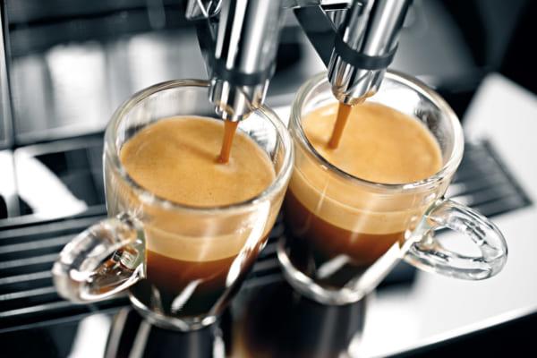 Cà phê máy rất được sử dụng rất phổ biến hiện nay
