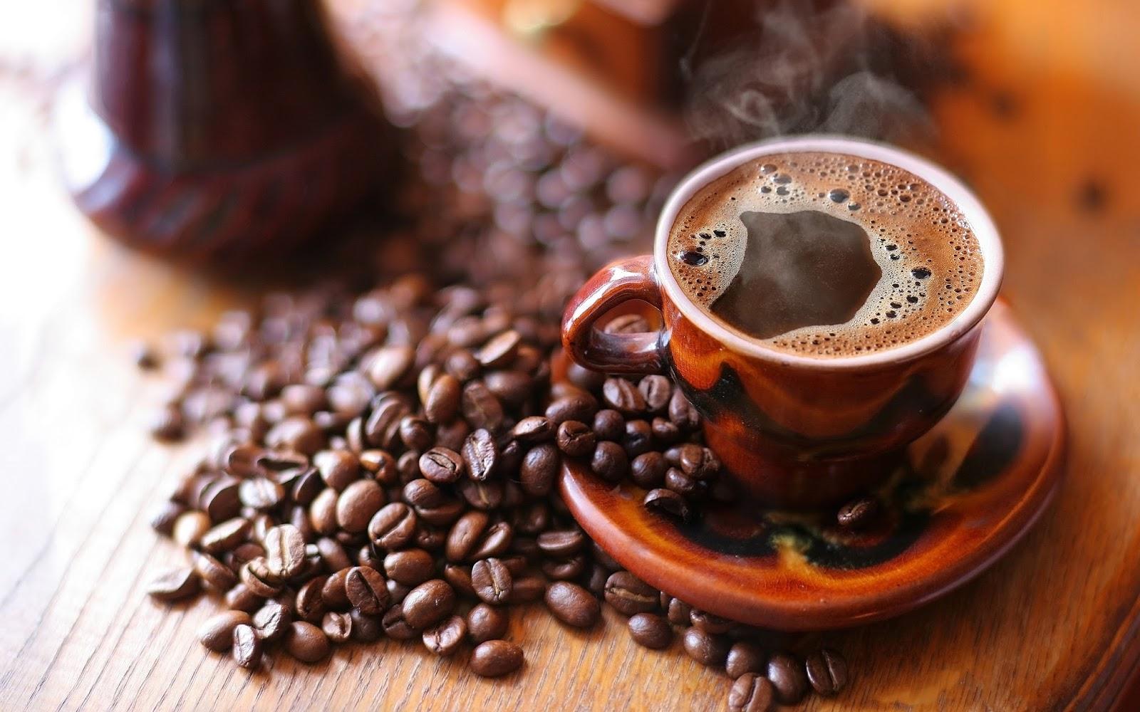 Cà phê rang xay sạch đang rất được nhiều người ưa chuộng