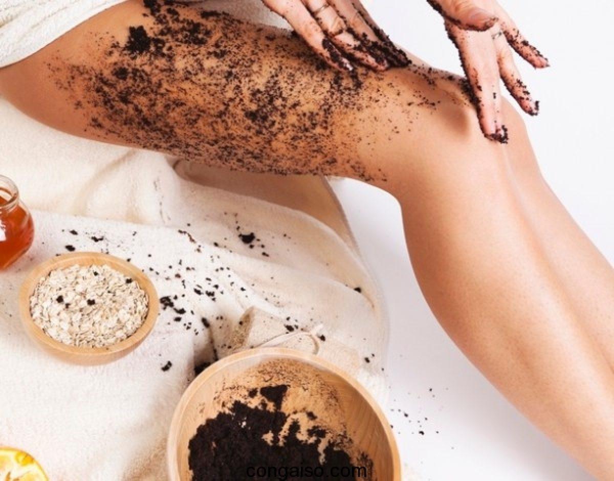 Hãy sử dụng bã cà phê để làn da của bạn được cải thiện hơn nhé
