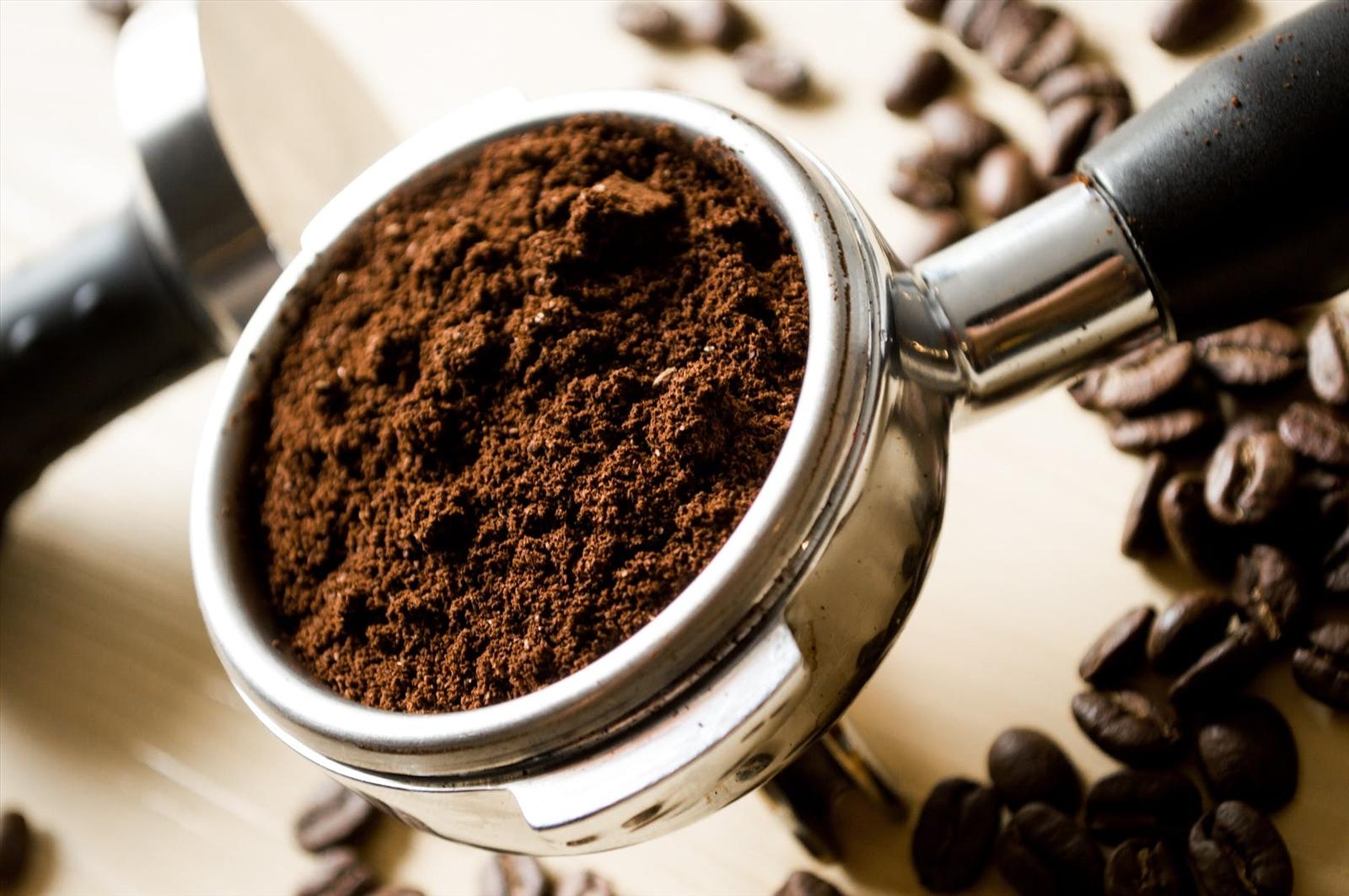 Bã cà phê có nhiều tác dụng trong cuộc sống