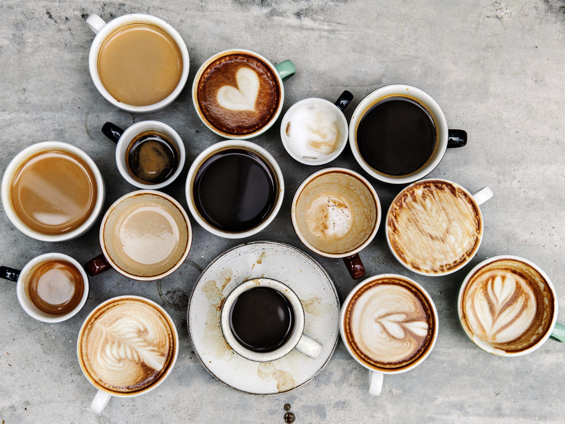 Cà phê dần trở thành thức uống phổ biến trên toàn Thế giới
