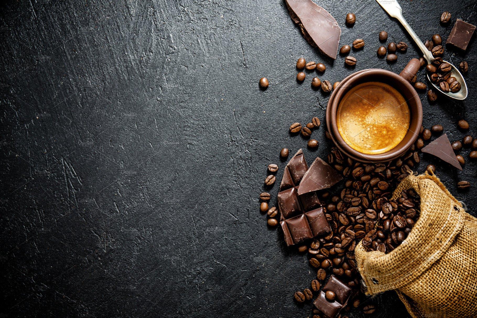 Diện tích trồng cà phê ở nước ta ngày càng lớn