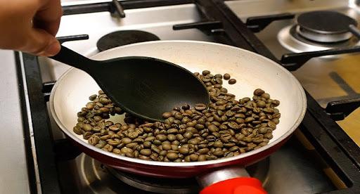 Bí quyết rang cà phê thủ công tại nhà